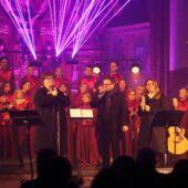 Koncert Świąteczny z Beatą Bednarz, Kasią Wilk i Jackiem Kotlarskim w grudniu 2017 r.